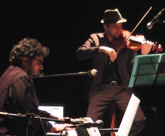 Tarso Ramos e Leonardo Mallet