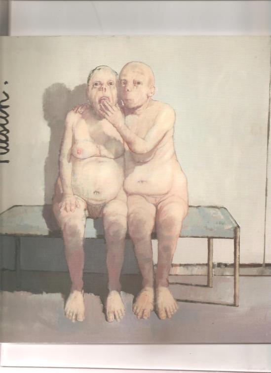 Jean Rustin mão e boca 001